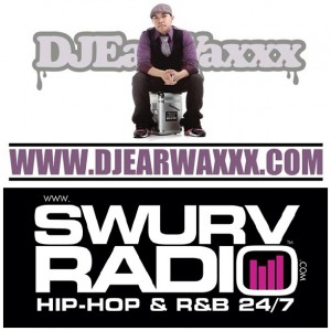 DJ EarwaxXx on Swurv Radio Las Vegas Friday MDW 2013