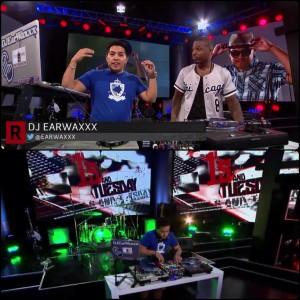 DJ EarwaxXx LIVE Revolt TV Set available soon!