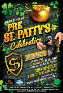 Standard St Pattys 2015