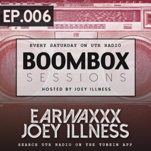 Boombox Sessions Hosted By Joey Illness